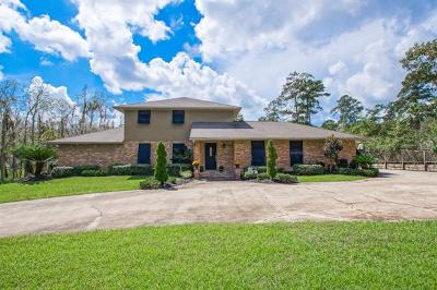 Slidell Single Family Home Pending Continue to Show: 117 Doubloon Drive