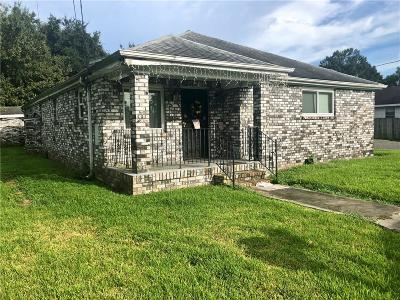 Single Family Home For Sale: 1028 Horace Street