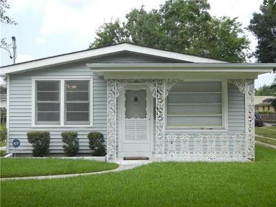 Gretna Single Family Home For Sale: 1047 Hawkins Street