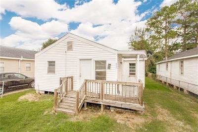 Marrero Single Family Home For Sale: 437 Robinson Avenue