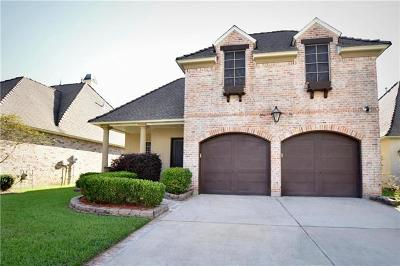 Slidell Single Family Home For Sale: 221 Nicklaus Drive