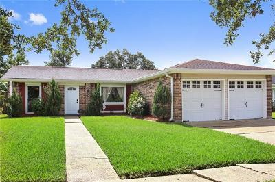 Harvey Single Family Home For Sale: 3809 Timberview Lane