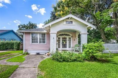 Gretna Single Family Home For Sale: 1213 Franklin Avenue