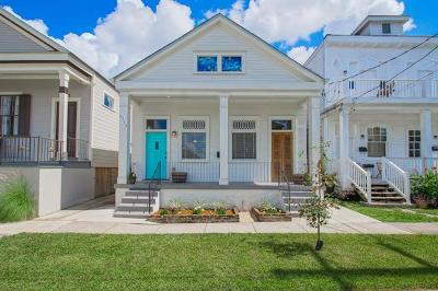 New Orleans Single Family Home For Sale: 2713 Peniston Street