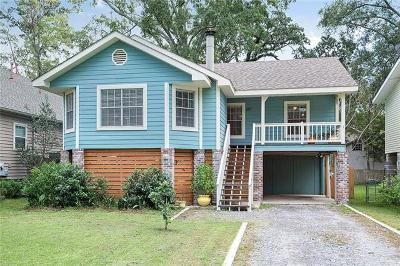 Mandeville Single Family Home Pending Continue to Show: 347 Depre Street