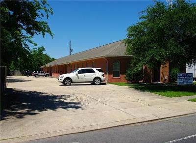 Commercial Lease For Lease: 8000 Crowder Boulevard #E&F
