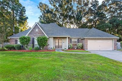 Madisonville Single Family Home For Sale: 554 Keeneland Drive