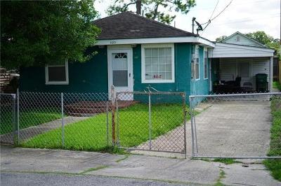 River Ridge, Harahan Single Family Home For Sale: 405 S Bengal Road