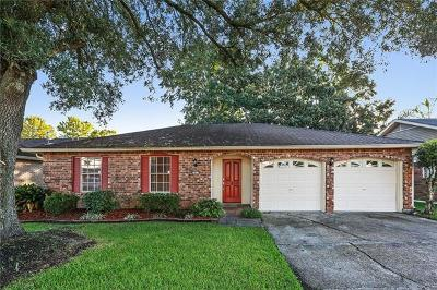 Metairie Single Family Home For Sale: 1017 Linwood Avenue