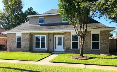 Kenner Single Family Home For Sale: 73 Normandy Drive
