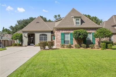 Madisonville Single Family Home For Sale: 813 Sand Fox Run