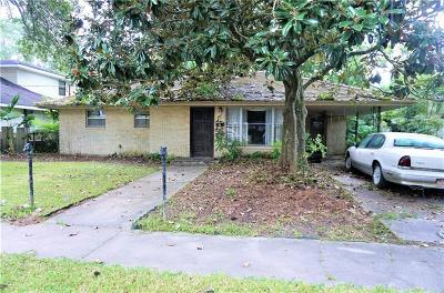 River Ridge, Harahan Single Family Home For Sale: 6739 W Magnolia Boulevard