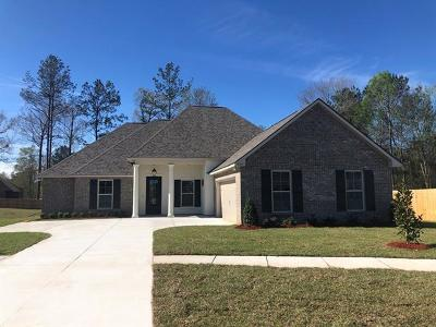 Madisonville Single Family Home For Sale: 708 Pine Grove Loop