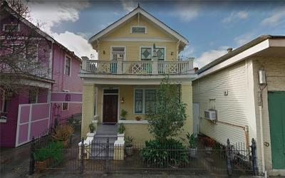 French Quarter Single Family Home For Sale: 936 Dumaine Street