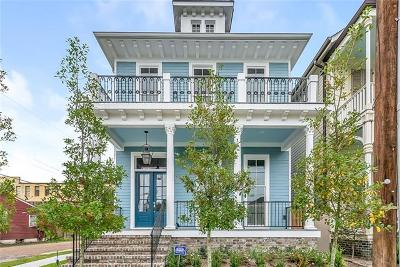 New Orleans Single Family Home For Sale: 2342 St Thomas Street