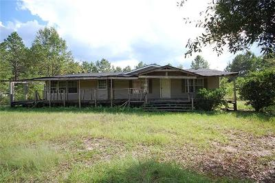 Covington Single Family Home For Sale: 15336 Gretchen Lane