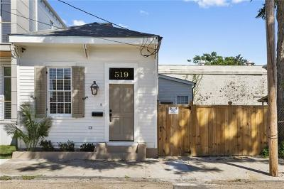 Single Family Home For Sale: 519 Philip Street