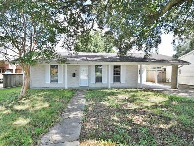 Gretna Single Family Home For Sale: 224 Willow Drive