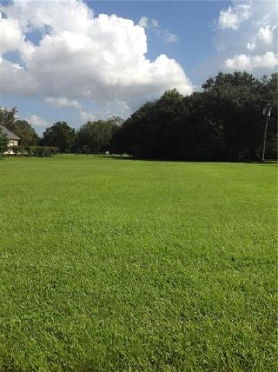 Destrehan, St. Rose Residential Lots & Land For Sale: River Road Road