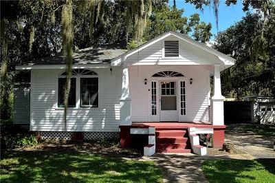 Marrero Single Family Home For Sale: 7347 Barataria Boulevard