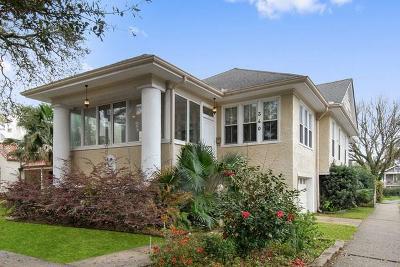 Single Family Home For Sale: 340 Audubon Boulevard