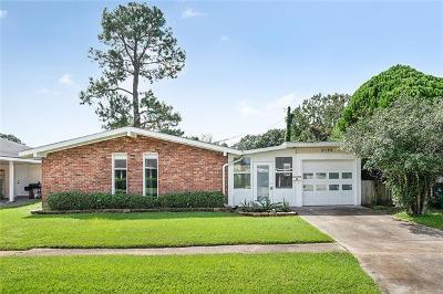 Gretna Single Family Home For Sale: 2172 Euclid Street