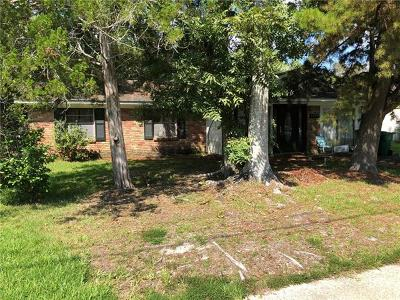 Slidell Single Family Home Pending Continue to Show: 1537 Eastridge Drive