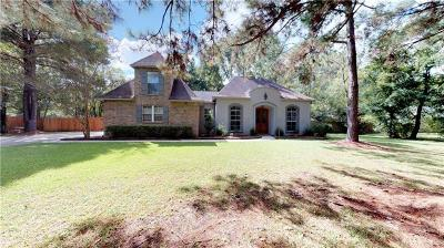 Madisonville Single Family Home Pending Continue to Show: 313 Wilderness Court
