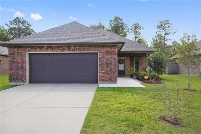 Covington Single Family Home For Sale: 740 Branch Crossing Drive