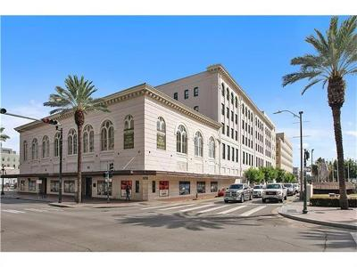 New Orleans Condo For Sale: 1201 Canal Street #556