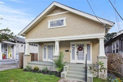 Single Family Home For Sale: 1829 Cambronne Street
