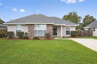 Covington Single Family Home For Sale: 70379 10th Street
