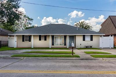 River Ridge, Harahan Single Family Home For Sale: 208 Colonial Club Drive