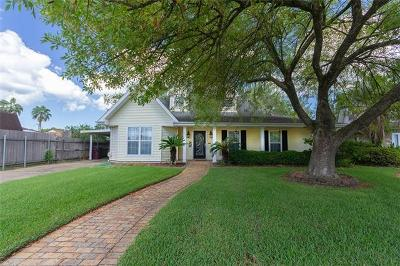 Kenner Single Family Home Pending Continue to Show: 10 Keplar Court