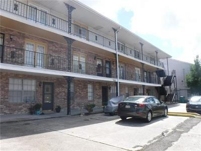 Metairie Condo For Sale: 2909 Independence Street #1