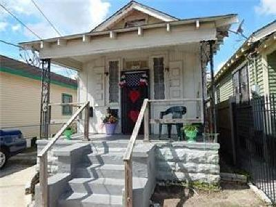 New Orleans Multi Family Home For Sale: 1836 Pauline Street