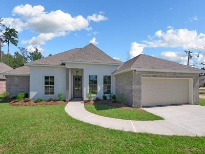 Covington Single Family Home For Sale: 100 Dione Court