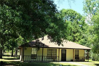 Slidell Single Family Home For Sale: 408 Lee Drive