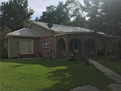 Mandeville Single Family Home For Sale: 3326 Villere Street