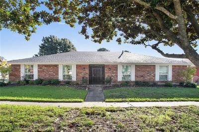 Metairie Single Family Home Pending Continue to Show: 1417 Nursery Avenue