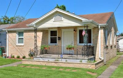Single Family Home For Sale: 3921 Cypress Street