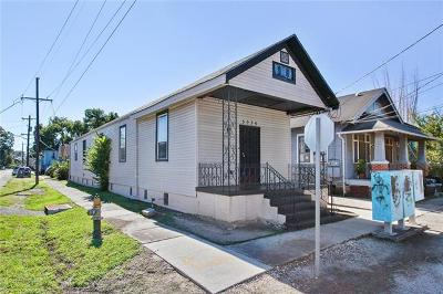 Single Family Home For Sale: 3036 Saint Peter Street