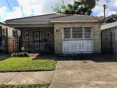 Single Family Home For Sale: 3216 Trafalgar Street