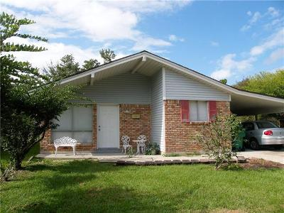 Slidell Single Family Home For Sale: 119 Southpark Drive