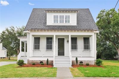 Arabi Single Family Home For Sale: 1815 Benjamin Street