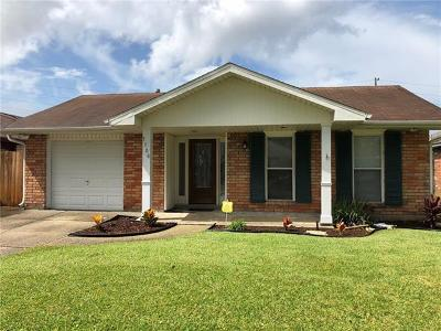 Metairie Single Family Home For Sale: 1108 Richland Avenue