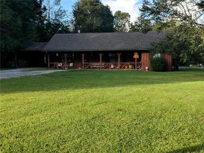 Covington Single Family Home For Sale: 19415 Highway 40