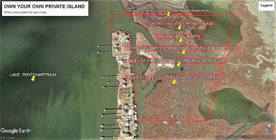 Slidell Residential Lots & Land For Sale: 598-C Carr Drive