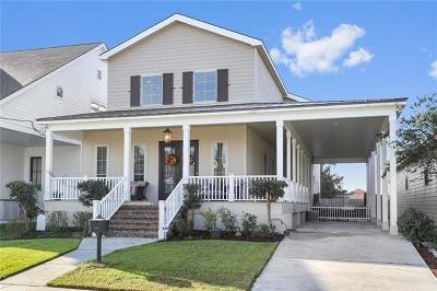 New Orleans Single Family Home For Sale: 330 40th Street