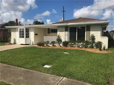 Harvey Single Family Home For Sale: 1624 Dogwood Drive
